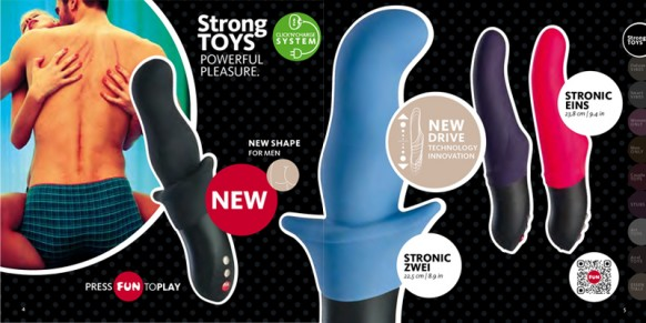 New innovations in pleasure! Feel the pulse